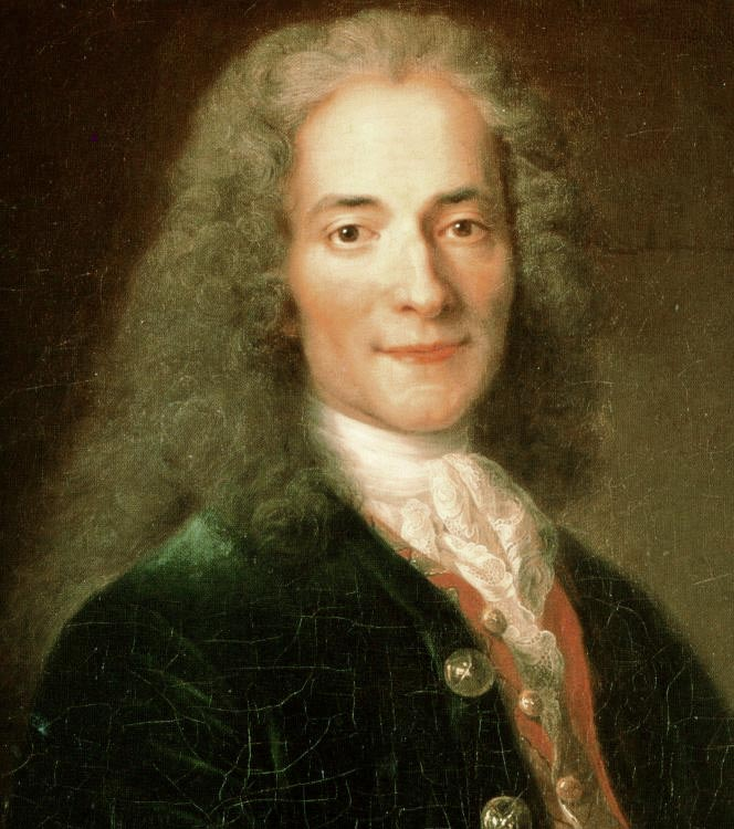Paroles de Voltaire dans 05. Citations Voltaire